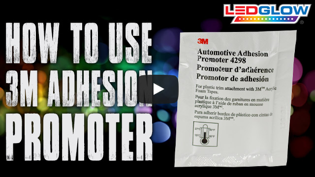3M Adhesion Promoter Video