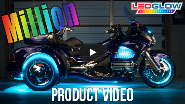 Advanced Million Color SMD LiteTrike Kit Video